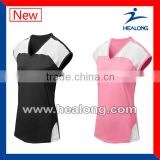Custom Made Sublimation Fashion Promotional Volleyball Jersey