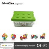 Magformers Rainbow 90 Piece Magnetic Building Set - Great Toy For Toddlers                                                                         Quality Choice