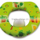 PM1825 Cushion Potty Seat with Detachable Splash Guard