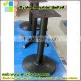 China Wholesale Custom table bases for glass dining tops