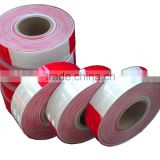 red white reflective rolls signing/truck reflective tape                                                                                                         Supplier's Choice