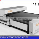 China supplier cheap price/high speed Metal&Non-Metal Laser Cutting Machine for Film mounted glass