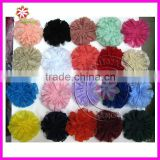 "2.5"" Ballerina lace flower in stock"