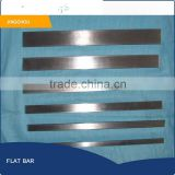Balcony kr bulb steel flat bar for wholesales