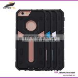 [Somostel] Alibaba supplier colorful armor TPU + PC ultra slim armor case for iphone 6 6s