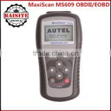 Lowest price for 10pcs or more OBDII EOBD autel ms609 scanner,MaxiScan MS609 with top quality free shipping