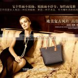 china good Quality Leather Pu Shoulder Hand Bag Women walker tote bag                                                                         Quality Choice