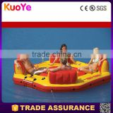 hot sale factory supply floating inflatable water mattress,summer toys for adult and kids