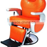 salon and indoor decoration, commercial furniture; shining portable salon barber chair