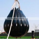 5 ton Load testing water bag for davit test weight for sale