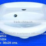 small size wash basin