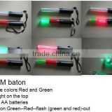 traffic Baton,led baton,warning baton,traffic signal baton,260mm baton