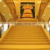 Cheapest price design decorative price marble stairs and granite