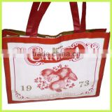 thermal dye sublimation non woven bag Coated bag gourd bag