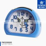 High Quality Clocks Made In China And Plastic OEM Clocks By Using Environmental Friendly Protect Raw Material For Home Clocks