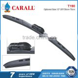 T190 Vision Saver Quiet Smooth Streak-free Auto Parts Germany Patent Passenger Driver Wiper Blade for all Veloster Turbo