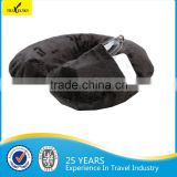 13408G Fleece Comfortable inflatable neck pillow