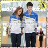 Western Style Brand Sports Suits, Couple Sports Wear, Custom Wholesale Shool Sports Suit