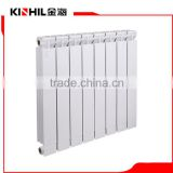 Aluminium electric heater
