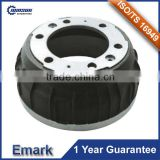 High Quality Aftermarket Parts Front and Rear Brake Drum
