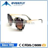 high quality retro women existing leopard sunglasses,new design free sample chinese goggles,