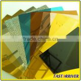 Solar collectors wholesale 7000 series reflective aluminum mirror sheet