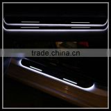 led door sill scuff light for BMW X1 E84 2011-2015 door sill plate LED moving door scuff