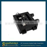 Solar Junction Box for Lowpower PV module/50-70W Solar panel mc3 solar cable&connector