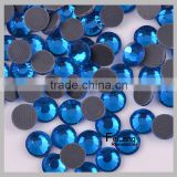 glass teardrop beads hotfix rhinestone dmc