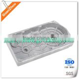 Alibaba express China casting foundry oem custom made CNC machining products zinc plating aluminium die cast