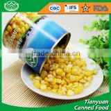 In stock! factory wholesale new crop canned sweet corn