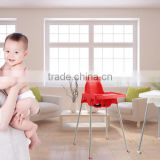 portable deluxe travel seat hook on chair fast table chair Clip-on Baby High Chair wholesale