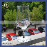 Custom wholesale creative fashion personality silver wine glass silverware drinking for party wendding