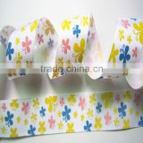 Polyester Thermal Transfer Print Butterfly Grosgrain Ribbon
