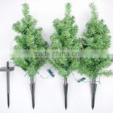 LED outdoor solar tree lights for Christmas decoration SL01-9XT