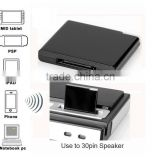 Bluetooth Music Receiver for 30 Pin Dock A2DP (for 30 Pin iphone ipod )