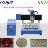 mini Advertising and wood Engraving cnc router engraving and cutting wood, advertising indu,stry
