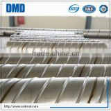 ASTM A312 / A778 /A358 304 /304L/316 tube stainless steel spiral pipe