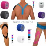 2016 Strong folder Elastic Cotton Therapeutic k-tape sports muscle tape Tape Sports Athletic Muscle Injury Strapping