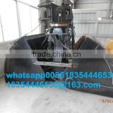 HITACHI zx280 High quality Long Service Life Clamshell Bucket/Excavator Grab/Grapple made in China