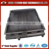 Manfacturer of plate and bar fin hydraulic oil radiator / oil radiator car / oil radiator