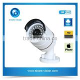 CCTV Surveillance System HD 720P CMOS 1/4'' Outdoor Waterproof AHD Camera