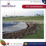 PVC Geomembrane Used In Structures Like Tunnels, Basements, Underground Railway Stations
