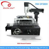 Shuttle star function same to yaxun rework station be use in camera mainboard for canon RW-S380II