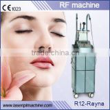 R12 professional monopolar rf radio frequency skin tighten machine for control aging skin