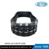REPLACEMENT TRACK JIUYUN Rubber TrackSize: 300x52.5x74N for Bobcat X328E mini excavators