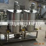 Sugar coating machine/powder coating machine/single nozzle semi automatic oil filling machine