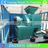 China hot sale carbon black briquette making machine// bbq briquette making machine//briquette making machine