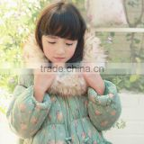 winter cotton fashion baby cute coat,kids garment