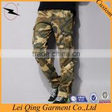 High quality camo warm hunting pants